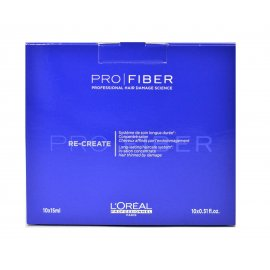 Tratamiento Concentrate Pro Fiber Re-Create Loreal 10x15ml
