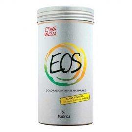 Coloración Vegetal EOS Nº10 Pimentón Wella 120gr