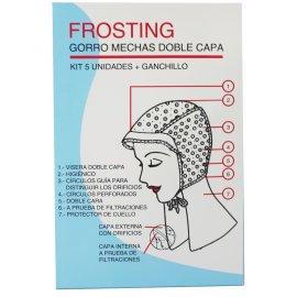 Gorro Mechas Frosting Fama Fabré 1ud