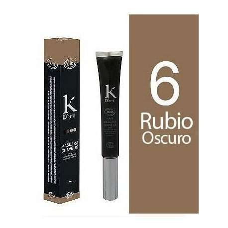 Cubrecanas K pour Karite n6 Rubio Oscuro 15gr