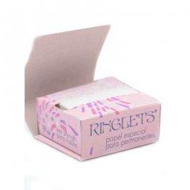 Papel especial Ringlets permanentes caja 20 libritos
