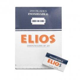 Cuchillas Elios para Afeitar Eurostil 200 hojitas