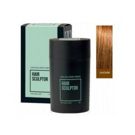 Hair Sculptor Fibers Castaño Medio 25gr