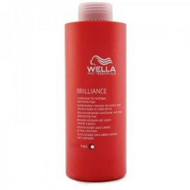 Acondicionador Wella care brilliance color gruesos 1000ml
