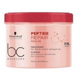 Mascarilla BC Bonacure Peptide Repair Rescue 500ml