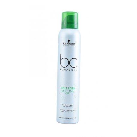 Espuma BC Bonacure Collagen Volume Boost Perfect Foam 200ml
