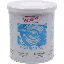 Depilève Cera En Bote Crystal Marine Wax 800gr