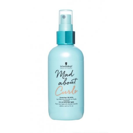 Mad About Curls Quencher Oil Milk Leche De Control 200ml