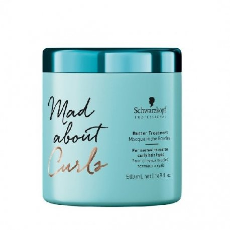 Mad About Curls Butter Treatment Mascarilla Rizos 500ml