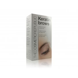 Keratin Brows Cejas Castaño Oscuro 2,5gr