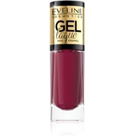 Esmalte De Uñas Efecto Gel Color 10 Eveline 8ml