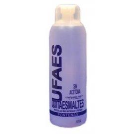Quitaesmaltes Ufaes sin Acetona 250ml