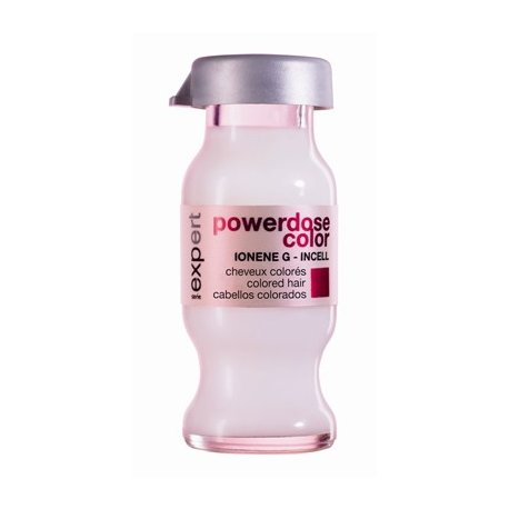 Loreal Tratamiento unidosis 10ml Powerdose Vitamino Color