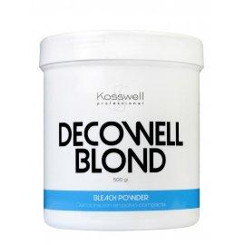 Decoloración Kosswell Decowell 500gr