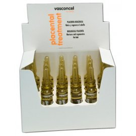 Vasconcel Placenta anticaida 24 Ampollas