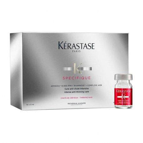 Kerastase Specifique Aminexil Cura Anti-Caida Intensiva 42x6ml