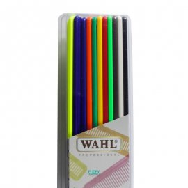 Pack 12 peines Flat Top Wahl