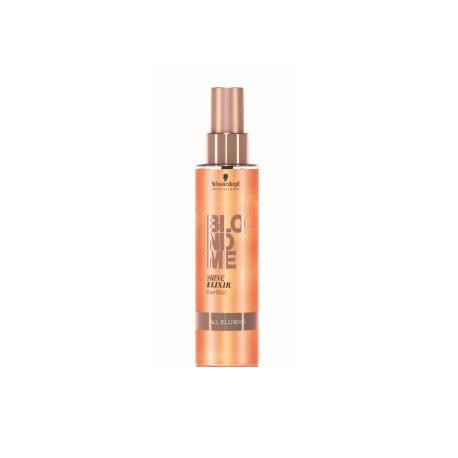 Acondicionador Spray Blondme Shine Elixir Brillo 150ml
